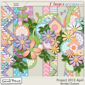Project 2013: April - Border Clusters
