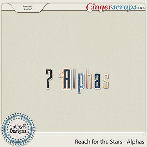 Reach for the Stars - Alphas