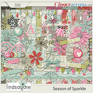 Season of Sparkle by Lindsay Jane