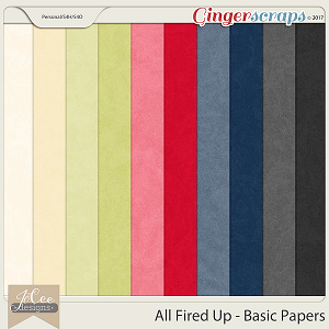 All Fired Up Basic Papers
