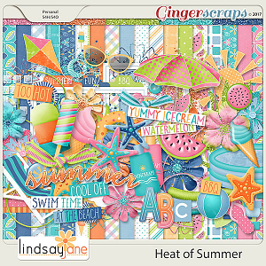 Heat of Summer by Lindsay Jane