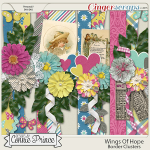 Wings Of Hope - Border Clusters
