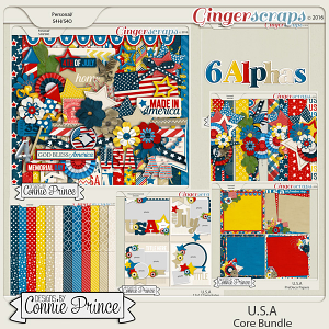 U.S.A. - Bundle