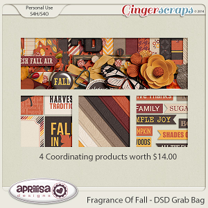 Fragrance Of Fall - DSD Grab Bag