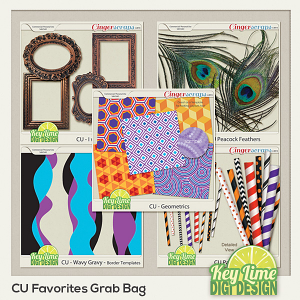 CU Favorites Grab Bag