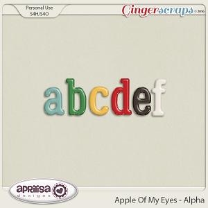 Apple Of My Eye - Alpha