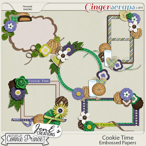 Cookie Time - Cluster Pack