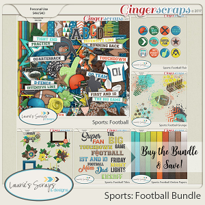 Sports: Football Bundle