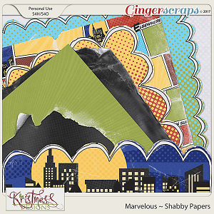 Marvelous Shabby Papers