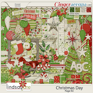 Christmas Day by Lindsay Jane