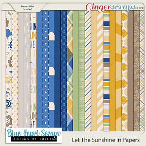 Let The Sunshine In Papers