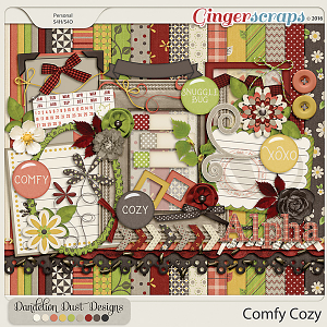 Comfy Cozy By Dandelion Dust Designs