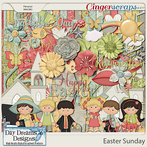 Easter Sunday {Kit} by Day Dreams 'n Designs