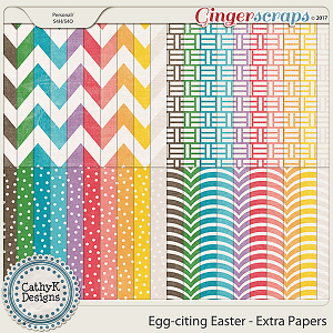 Egg-citing Easter - Extra Papers