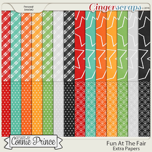 Fun At The Fair - Extra Papers