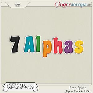 Free Spirit - Alpha Pack AddOn
