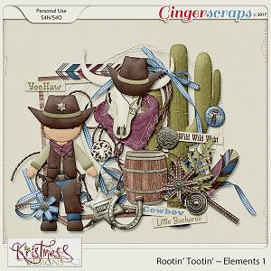 Rootin' Tootin' Elements 1