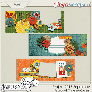 Project 2015 September - Facebook Timeline Covers