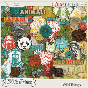 Wild Things - Kit