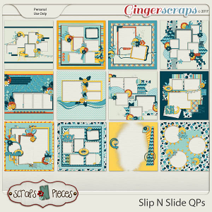 Slip N Slide Quick Pages