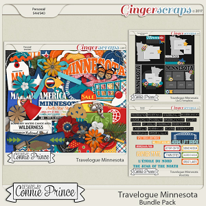 Travelogue Minnesota - Bundle Pack