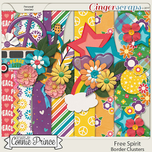 Free Spirit - Border Clusters