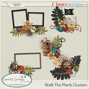 Walk The Plank Clusters