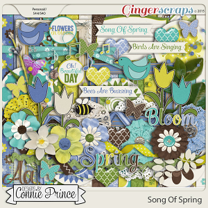 Song Of Spring - Kit