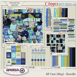 All Year {May} - Bundle