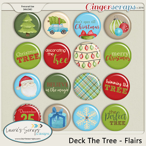 Deck The Tree - Flairs