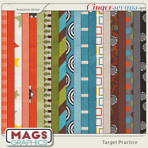 Target Practice PAPERS by MagsGraphics