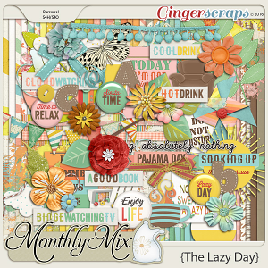 Monthly Mix: The Lazy Day