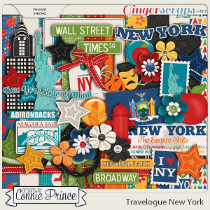 Travelogue New York - Kit
