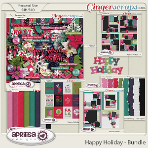 Happy Holiday - Bundle