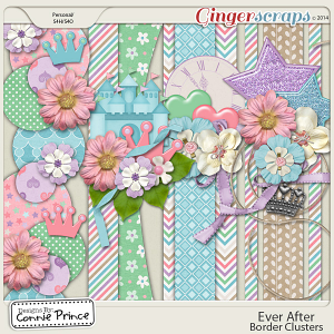 Ever After - Border Clusters
