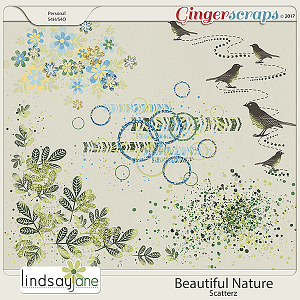 Beautiful Nature Scatterz by Lindsay Jane