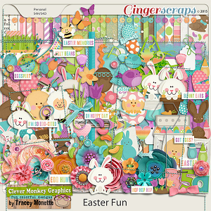 Easter Fun by Clever Monkey Graphics