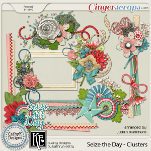 Seize the Day - Clusters