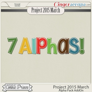 Project 2015 March - Alpha Pack AddOn