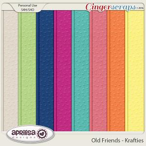 Old Friends - Krafties by Aprilisa Designs