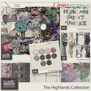 The Highlands Collection by Aimee Harrison