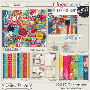 #2017 December - Bundle Collection by Connie Prince