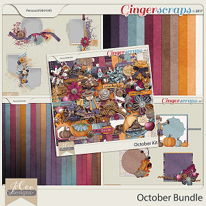 October Bundle by JoCee Designs