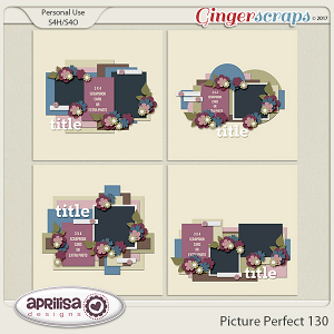 Picture Perfect 130 by Aprilisa Designs