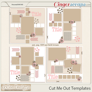 Cut Me Out Templates