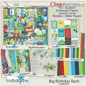 Big Birthday Bash Collection by Lindsay Jane