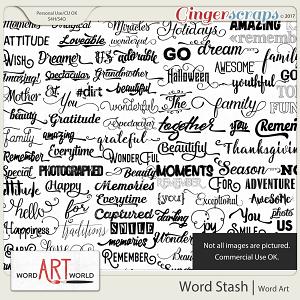 Word Stash - CU OK