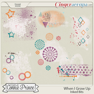When I Grow Up - Inked Bits