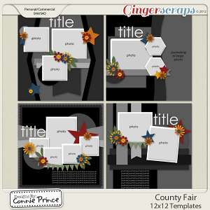 Retiring Soon - County Fair - 12x12 Temps (CU Ok)