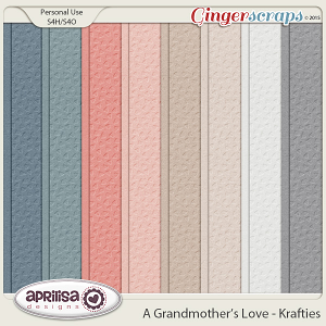 A Grandmother's Love - Krafties